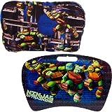 Teenage Mutant Ninja Turtles Lap Desk w / Removable Pillow - TMNT
