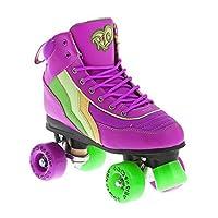 Rio Roller Adult Quad Skates - Grape