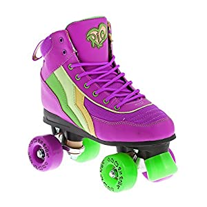 Rio Roller Adult Quad Skates - Grape