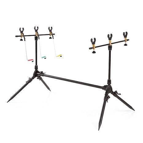 Soporte caña de pescar Lixada ajustable Fishing Rod Pod ...
