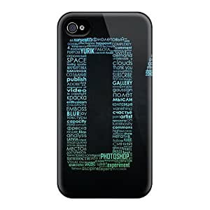 linJUN FENGExtreme Impact Protector GJdyEZS7007tfRbd Case Cover For Iphone 4/4s