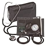 Best Pressure Cuff With Dual Heads - Veridian 02-12701 Aneroid Sphygmomanometer with Dual-head Stethoscope Kit Review
