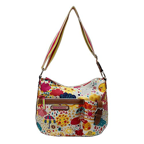 Hobo Spring Lily Kathryn Bloom Bag Showers ZwHTEHq