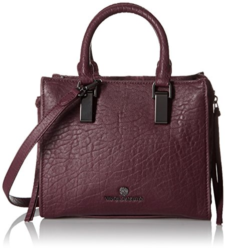Vince Camuto Riley Small Satchel, Plum