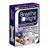 Breathe Right Nasal Strips Lavender - 3PC