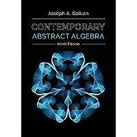 Contemporary Abstract Algebra