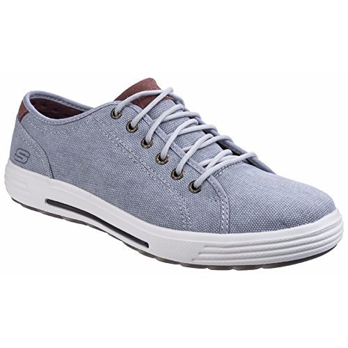 Profile Canvas Meteno Porter Textile Casual Skechers Mens Sneakers Low q6YCwn5Ig