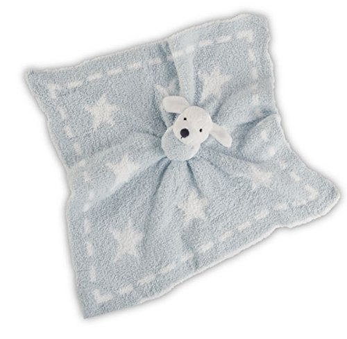 Barefoot Dreams CozyChic Dream Mini Blanket with Buddie (Aqua) Barefoot Dreams Mini Blanket