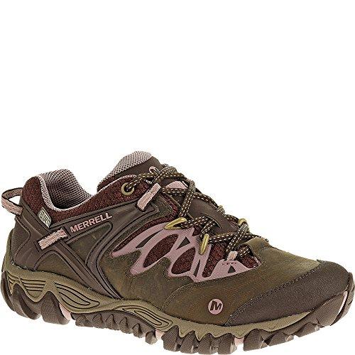 Image of Merrell Women's All Out Blaze Waterproof Hiking Shoe