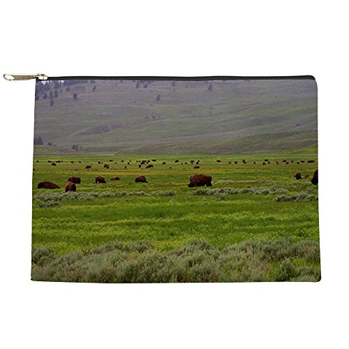 CafePress - Yellowstone National Park - Makeup Pouch