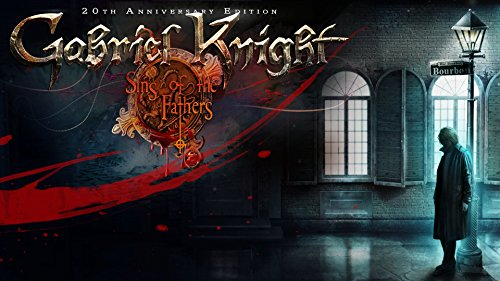 (Gabriel Knight - Sins of the Fathers - 20th Anniversary Edition [Online Game Code])
