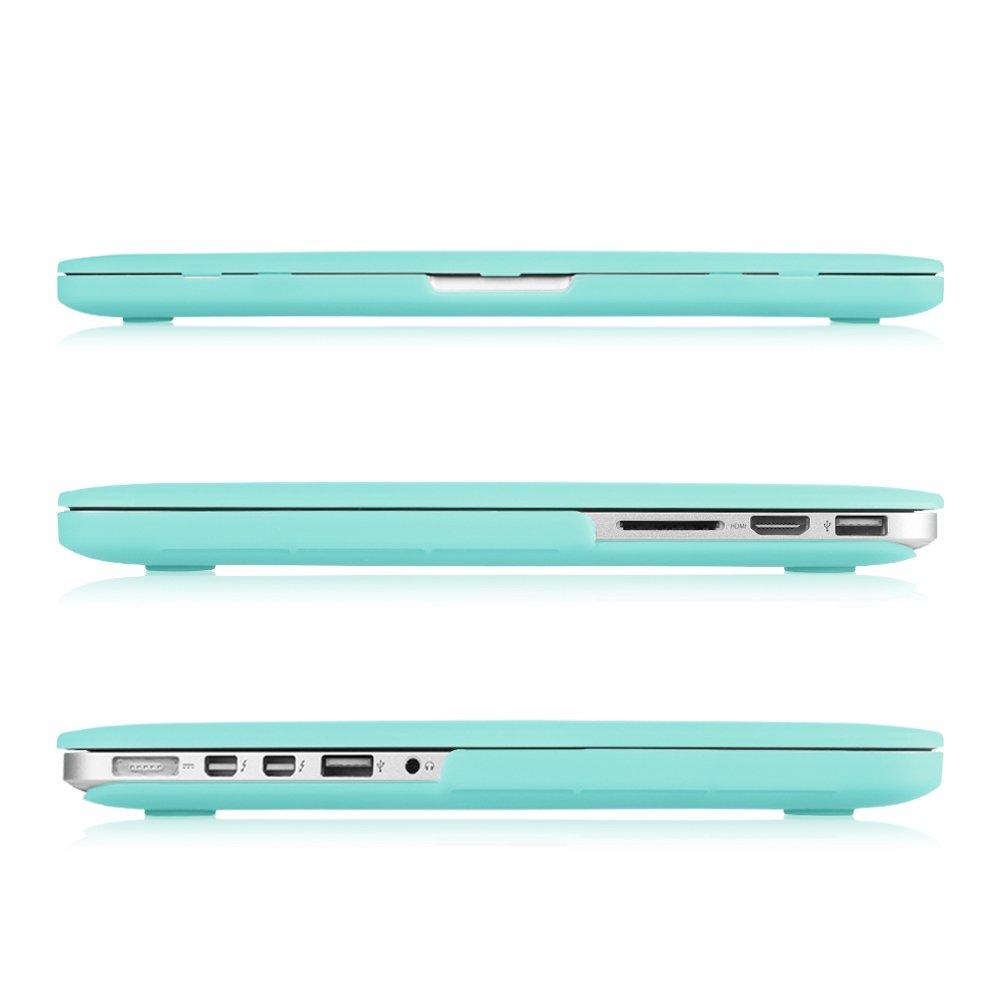 A1466 // A1369 Fintie Coque MacBook Air 13 ,Or Rose Haute Qualit/é Plastique Transparent Dur /étui Housse pour Apple MacBook Air 13.3 Pouces