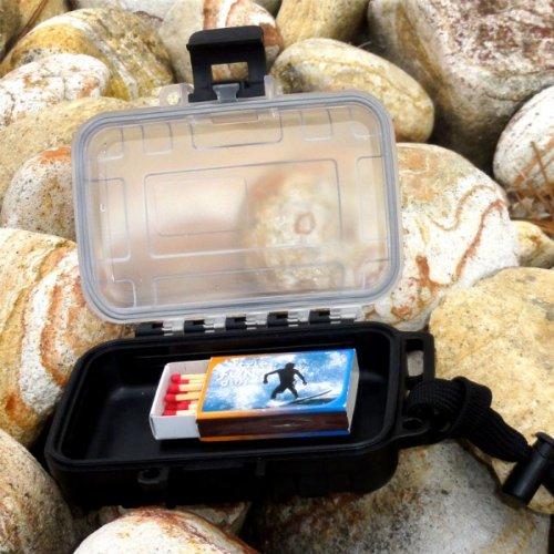 75010-K Outdoor Dry Box wasserdicht ABS Kunststoff Camping Survival