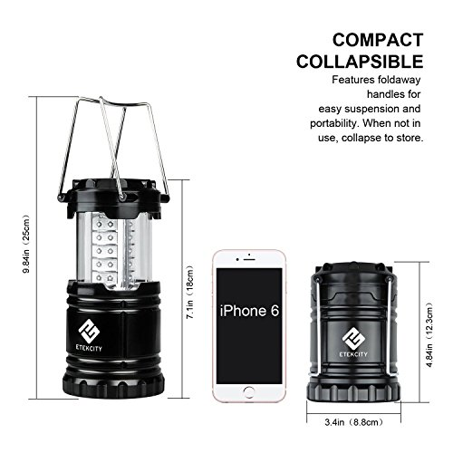 Etekcity-3-Pack-Portable-Outdoor-LED-Lantern-with-9-AA-Batteries-Camping-Friendly-Black-Collapsible