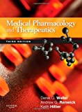 img - for Medical Pharmacology and Therapeutics, 3e book / textbook / text book