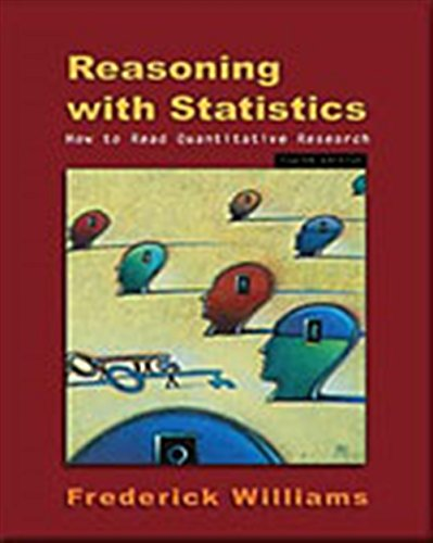 Reasoning With Statistics: How To Read Quantitative Research