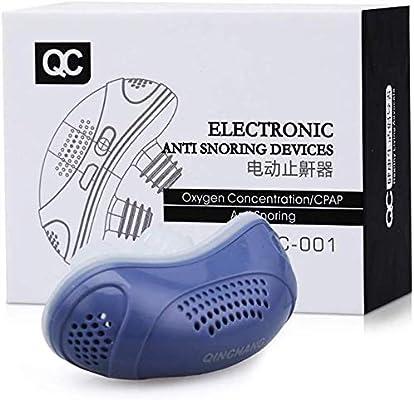Dispositivos Antirronquidos De Silicona Eléctrica Mejora De La ...