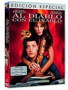 Al Diablo Con El Diablo [DVD]: Amazon.es: Brendan Fraser, Jeff ...