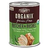 Castor & Pollux Organix Butcher & Bushel Organic C...