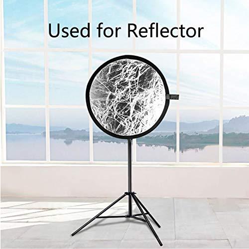 MOUNTDOG [Update] 10ft/300CM Photographic Light Stand Portable for Reflector Softbox Lights Umbrellas Mono Light Photography Equipment Heavy Duty Aluminum Alloy - 10ft X1 by MOUNTDOG (Image #6)