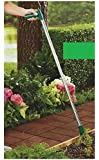 Trenton Gifts Easy Weed Grabber | Long Handled | Easily Remove Weeds Down To The Root Without Kneeling, Bending or Digging | By