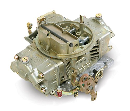 Holley 0-3310C 750 CFM Four-Barrel Vacuum Secondary Manual Choke New Carburetor