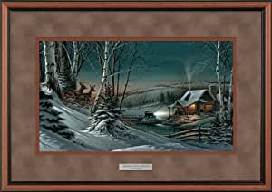 Evening with Friends II Encore Framed Encore Print by Terry Redlin
