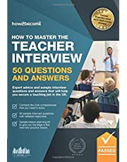 How to Master the Teacher Interview: Questions & Answers (How2become)