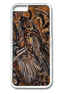 Gold Dragon Custom iphone 6 plus 5.5 inch Case Cover Polycarbonate Transparent