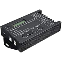 Bopfimer Tc420 Tijd Programmeerbare Rgb-Led Controller Dc12V-24V 5-kanaals Led Timing Dimmer