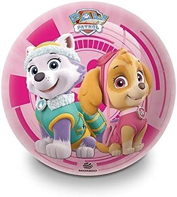 Paw Patrol Rosa balón de fútbol Fútbol, Skye y Everest deshinchado ...