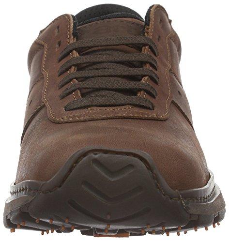 art Link, Zapatos de Cordones Derby Unisex Adulto Marrón