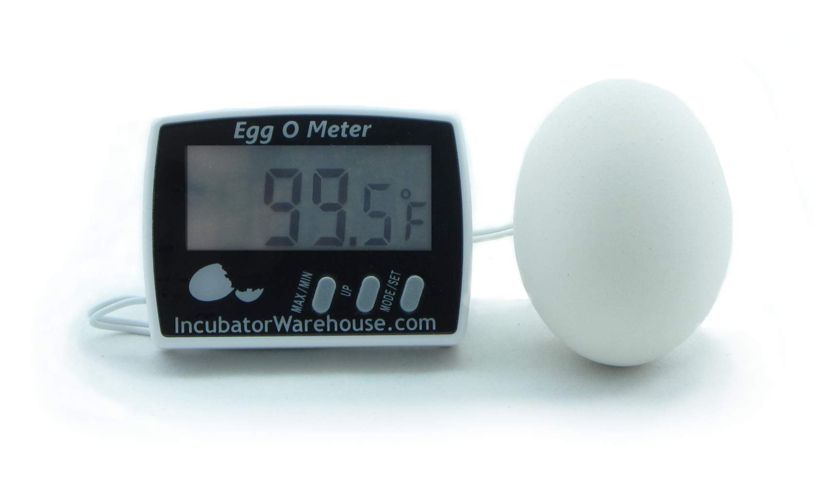 Egg-o-Meter - A Better Egg Thermometer!