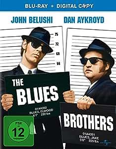 Blues Brothers [Alemania] [Blu-ray]