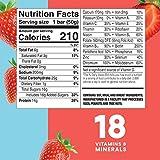ZonePerfect Protein Bars, Strawberry Yogurt, High