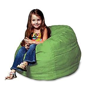 chill sack bean bag chair large 2 39 memory foam furniture bean bag big sofa with. Black Bedroom Furniture Sets. Home Design Ideas