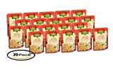 PACK OF 20 - Seeds of Change Spanish Style Rice with Quinoa, Red Bell Peppers & Corn, 8.5 OZ