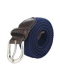 Gelante - Cinturones elásticos de tela elástica para niños
