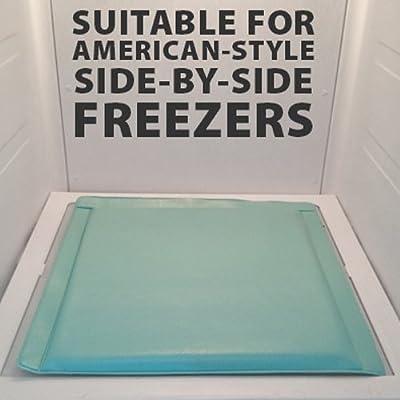 Freelogix - Anti Escarcha/Ice congelador Mat - Juego de dos ...
