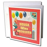 3dRose 20Th Birthday, Balloons, Cupcake, Stars, Block Letter - Best Reviews Guide