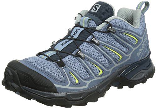 2 Stone Bleu Women's Shoe W Salomon Gris X Ultra Blue Hiking OxawtRTgq