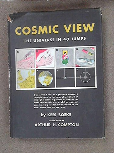 Cosmic View the Universe in Forty - Meter View