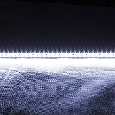 3PCS New LED Hard Strip Lights Bar 7W 12V 36LED 580LM Nature White Cabinet Light