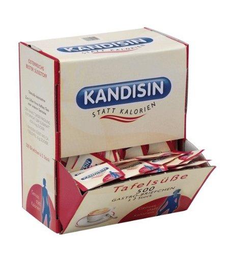Teekanne Kandisin 500 Portionspackungen á 2 Stück, 1er Pack (1 x 75 g Packung)
