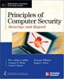 img - for Principles of Computer Security: Security+ and Beyond by Wm. Arthur Conklin (2004-03-24) book / textbook / text book