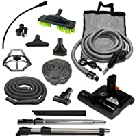 Sebo Diamond Central Vacuum Accessory Kit w/ET-1