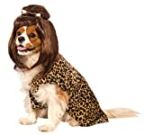 Rubie's Cave Girl Pet Costume and Wig, Large