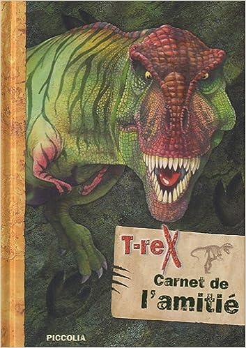 Livres gratuits en ligne Carnet de l'amitié T-rex pdf ebook