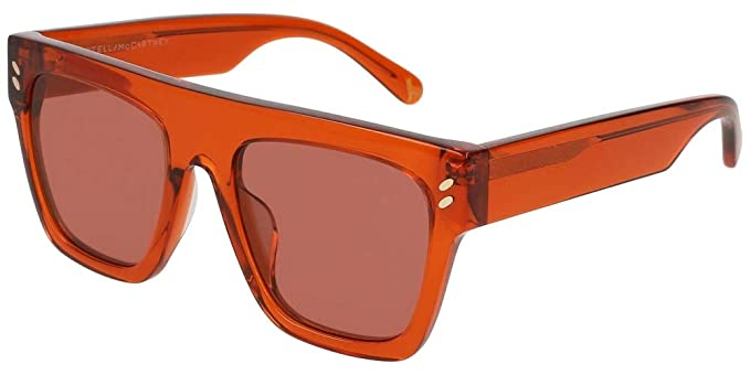 Stella McCartney Gafas de Sol SK0040S JUNIOR ORANGE/ORANGE ...