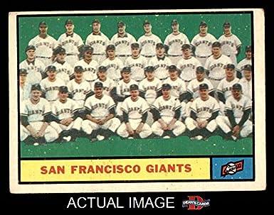 Verzamelingen 2014 TOPPS #1 SAN FRANCISCO GIANTS TEAM SET 14 CARDS  WITH 4 NICE INSERTS Verzamelkaarten, ruilkaarten